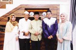 Bupati Hadiri Haul Almarhumah Isteri Wakil Bupati
