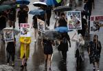 Hongkongers Ingin Buktikan Aksi Damai