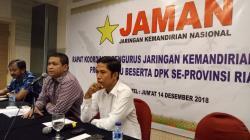 Prihatin Karhutla, JAMAN Riau Beri Saran buat Pemprov Riau