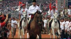 Prabowo: Turun ke Jalan Perjuangkan Hak Rakyat, Tertib , Damai dan Aman