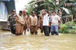 Pemkab Kampar Tetapkan Tanggap Darurat Banjir