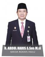 Pemkab Dukung Milad Syekh Abdul Wahab Rokan