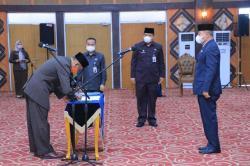 Azwan Jadi Kepala Badan, Mahyudin Staf Ahli