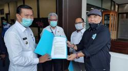 SPS Riau Sampaikan Aspirasi ke Gubernur dan Bupati/Wako Se-Riau