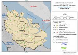 Update Iklim Riau, Hari Tanpa Hujan di Siak dan Meranti Lebih Panjang