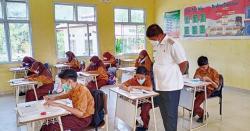 Bupati Pastikan Prokes Terlaksana di Sekolah