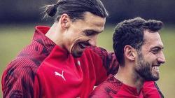 Chalanoglu: Milan Harus Perpanjang Kontrak Ibrahimovic
