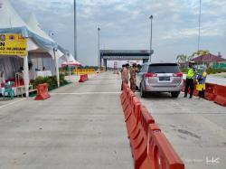 519 Kendaraan Diputarbalikkan dari 4 Ruas Tol Trans Sumatera
