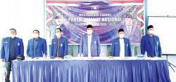DPW PAN Riau Melaksanakan Muscab