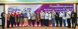 RS Syafira Tanda Tangani Kerja Sama dengan Pertamedika IHC