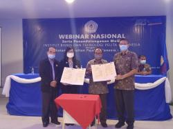 IKPI Pekanbaru Jalin Kerja Sama dengan IBT Pelita Indonesia