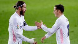 Ramos Bakal Main Bareng Messi di PSG? Tenang...