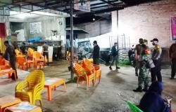 Masih Nekat Buka, Pedagang Kaki Lima Diperingatkan Tutup