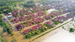 Perubahan Iklim Ekstrem Perparah Banjir Pekanbaru