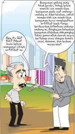 Warga Masih Belum Mengenal SLF Gedung