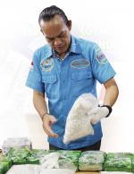 Miskinkan Oknum Polisi Jadi Kurir Narkoba