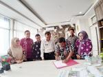 RAPP Salurkan Bantuan ke SMK Muhammadiyah 01 Pekanbaru