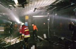 Bandara Terbakar, 19 Penerbangan Terdampak