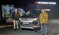 Mitsubishi Resmi Rilis New Triton