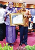 DPMPTSP Riau Raih Penghargaan Tiga Kali Berturut-turut