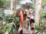 Sempat Hilang di TNBT, 12 Siswa SMK Kehutanan Ditemukan