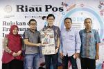 Konsulat Jenderal Jepang di Medan Kunjungan ke Riau Pos