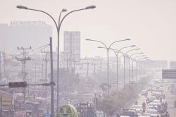 Kualitas Udara Pekanbaru, 24 Jam Terakhir Sangat Tidak Sehat