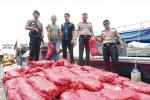 Digagalkan Penyeludupan 9 Ton Bawang Merah