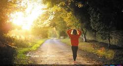 Orang Berjalan Cepat, Hidupnya Lebih Lama