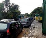 Lintas Riau-Sumbar Rawan Longsor