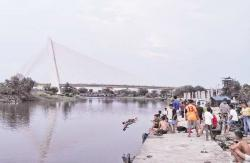Baut Jembatan Siak IV Sudah Diganti