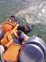 ABK Hilang di Perairan Rangsang Barat Ditemukan