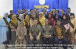 Yudisium Ke-2, Pelita Indonesia Lepas 144 Lulusan
