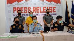 Warga Myanmar Ditahan Imigrasi Tembilahan