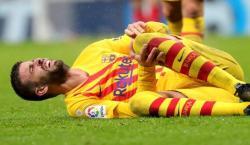 Pique Cedera Parah, Koeman Panggil Pemain Barcelona B