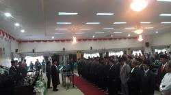SK Pimpinan Defenitif DPRD Inhu, Gubri: Sudah Tanda Tangan