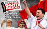 Gerakan #2019GantiPresiden Terus Jalan meski Mardani Diteror