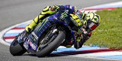 Start Ke-7 di MotoGP Emilia Romagna, Rossi Kecewa