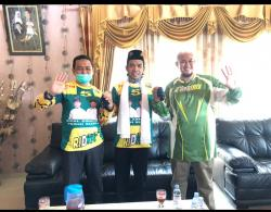 Di Inhu, UAS Beri Dukungan Pasangan Rizal Zamzami-Yoghi Susilo