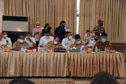 Wako Dumai Curhat ke Komisi V DPR RI