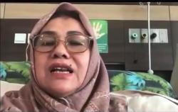 Terbaring Sakit, Eva Yuliana Tetap Ingatkan Pemprov Kembangkan Pendidikan Ponpes