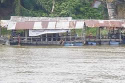 Ini Hasil Cek Limbah DLHK Riau ke Desa Sering Pelalawan