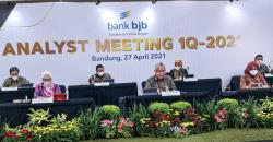 TW I 2021 Bank BJB Catat Kinerja Positif, Laba Bersih Tumbuh 15,2 Persen