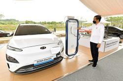 Tujuh Negara Siap Investasi Baterai Listrik
