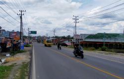 Pembangunan di Kawasan Ibu Kota Pemkab Inhu Lamban