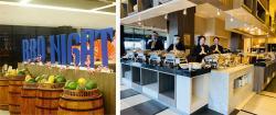 Oriental BBQ Night Buffet: Makan Sepuasnya di Restaurant Food Exchange Novotel Pekanbaru