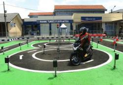 Pembuatan SIM bagi Disabilitas di Batam Dipermudah