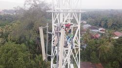 Telkomsel Hadir di Desa Taratak Bancah