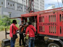 Dikepung Corona, Trafik dan Layanan Komunikasi Telkomsel Meningkat