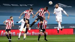 Zidane Bela Anak Buahnya Setelah Madrid Disingkirkan Bilbao